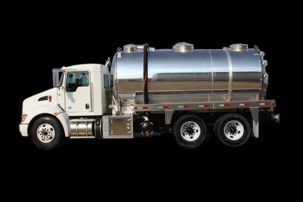 Septic Grease Pumper | 3600 Gallon