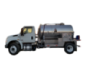 Portable Toilet Truck