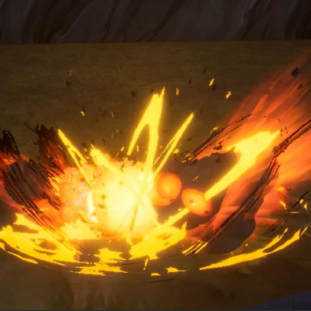 Oil Explosion FX