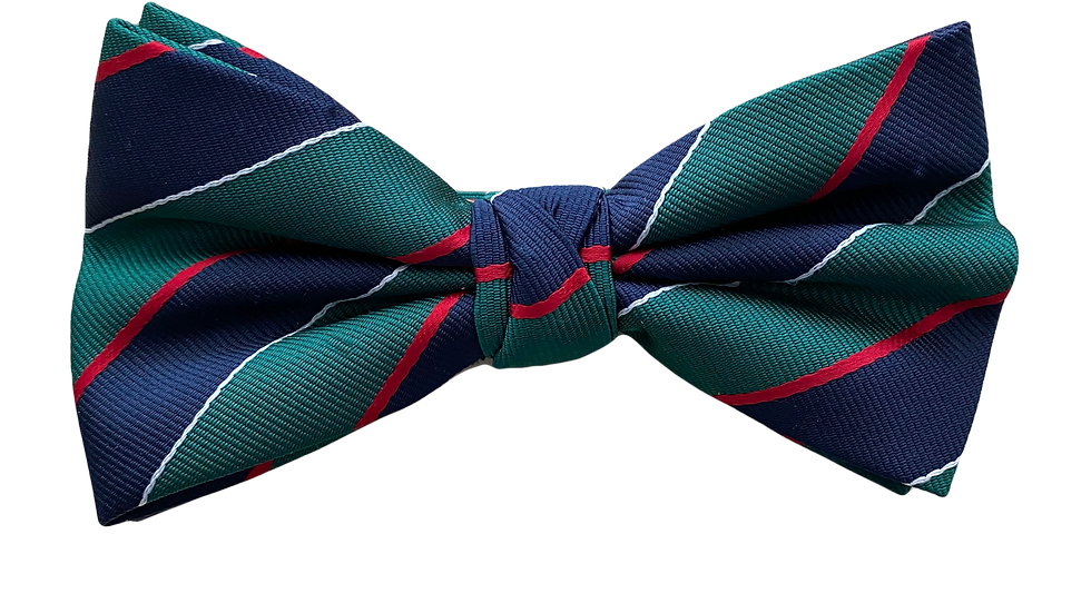 Provincial Bow Adjustable Bow Tie