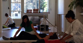 Shiatsu at the Saint Pierre Hospital in Brussels