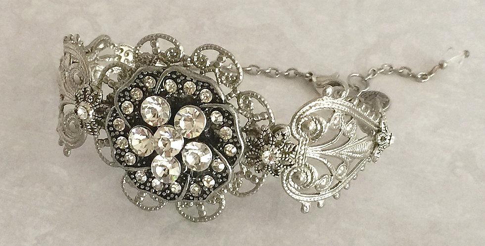 Sabrina Cuff Bracelet