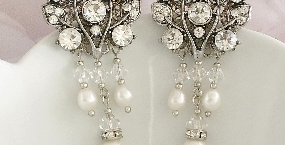 Hepburn Earrings