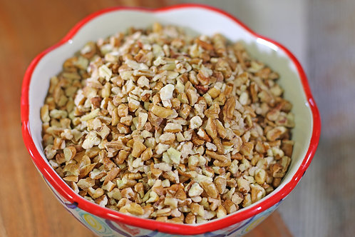Small Pecan Pieces - Click for sizes and prices