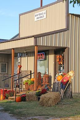 Bryant Pecan Company storefront