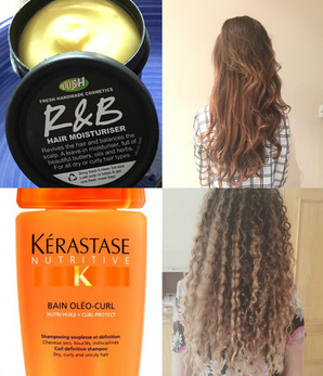 Fight the Frizz...The two best products for curly hair!