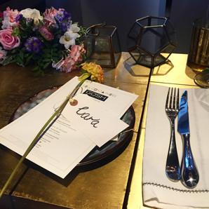 GOSH Copenhagen AW16 Press Dinner at The Mondrian Hotel