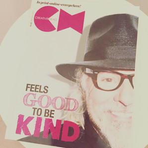 Creative Head Magazine Photoshoot With Paul Mitchell