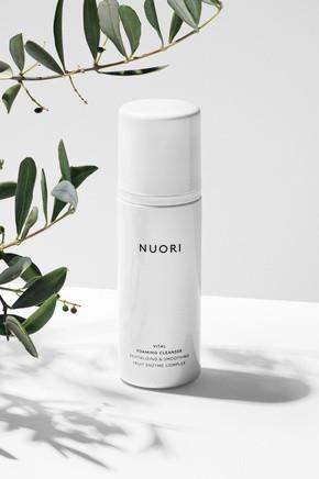 NUORI Natural Skincare UK Launch