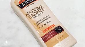 Palmers Natural Bronze Body Lotion