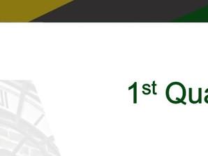 2019 1st Quarter Outlook