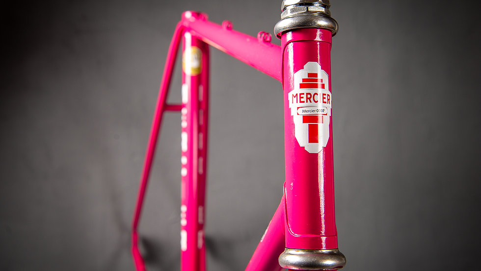 Bicycle Frames - Sold Items