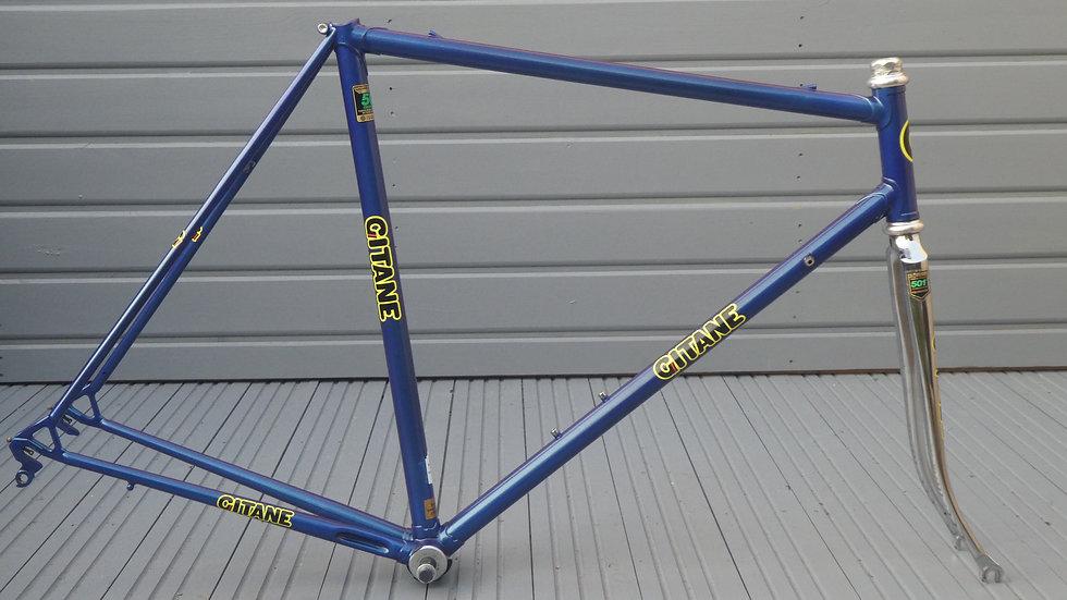 Gitane Vuelta 1984 ( Full Chrome Fork/Reynolds)