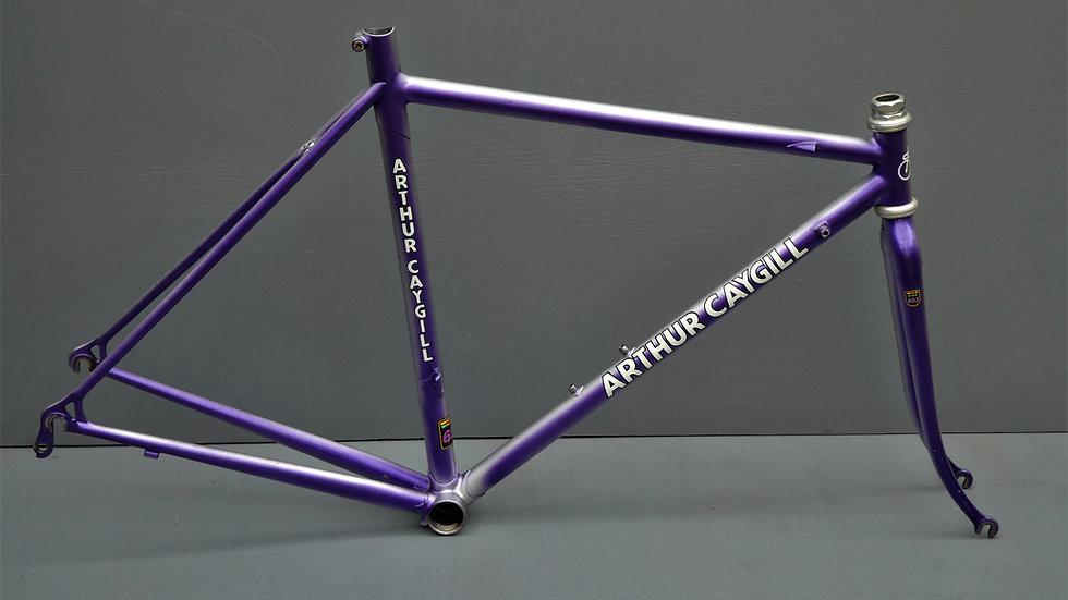 Arthur Caygill Race Frame Reynolds 653
