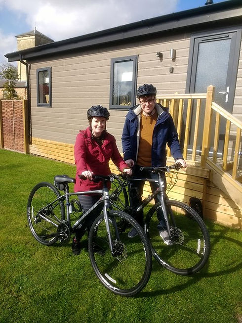 63 Velo Bike HIre at Raywell Country Lodge Park