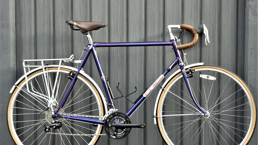 C T Wallis Touring Bicycle (Large)
