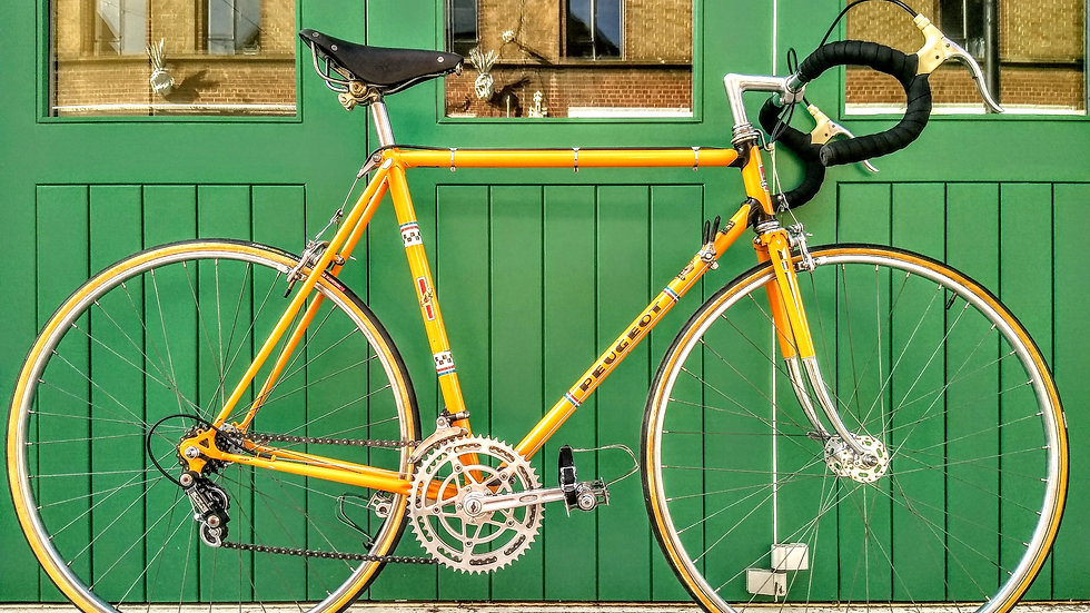 Cycles Peugeot Bicycles - Sold Items
