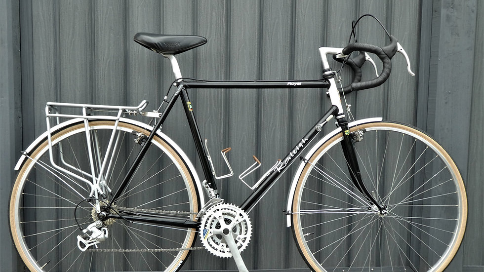 Raleigh Royal Classic Touring Bicycle