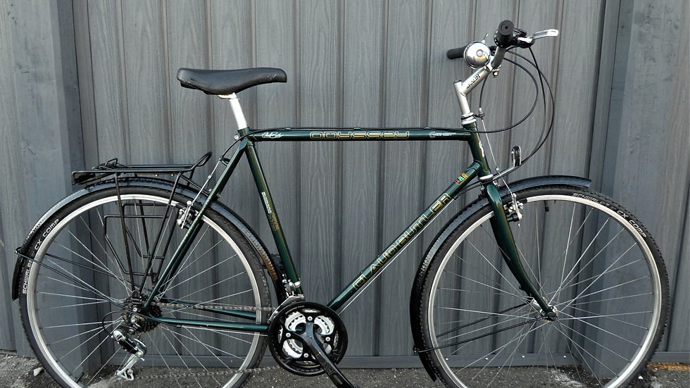 Claud Butler Odyssey - Hybrid Bike - All original 1996