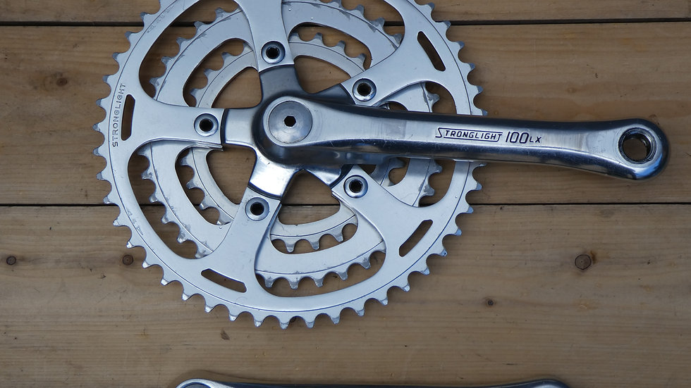 Stronglight LX 100 Touring Chainset