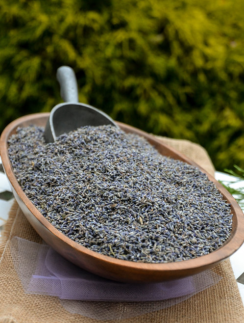 One pound lavender buds