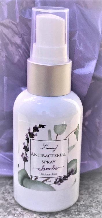 Antibacterial Spray 2 oz