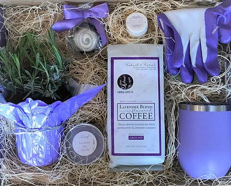 Gardener Lavender Box