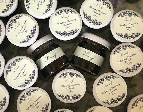 1 oz Blueberry, Rosemary, Lavender Jam