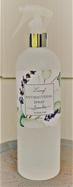 16 oz Antibacterial Spray