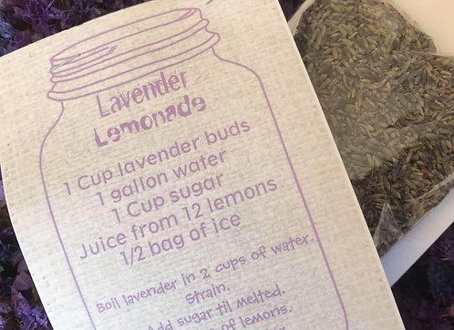 Lavender Lemonade Mix