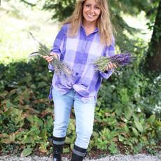 Happy Lavender Farmer