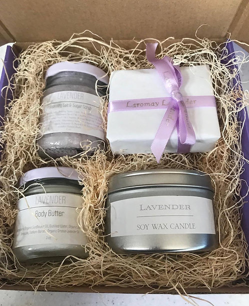 Small Pamper Gift Box