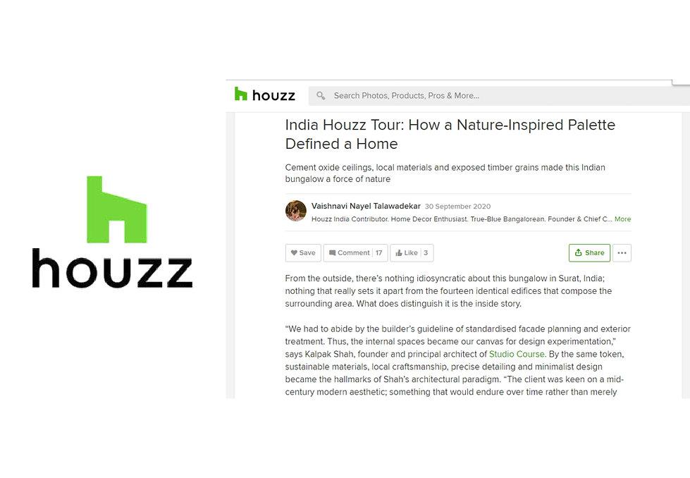 Houzz - India House - T house