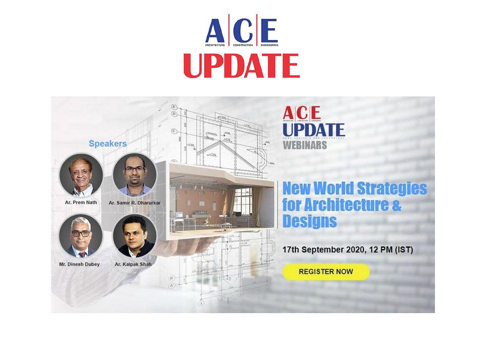 ACE Update Webinar