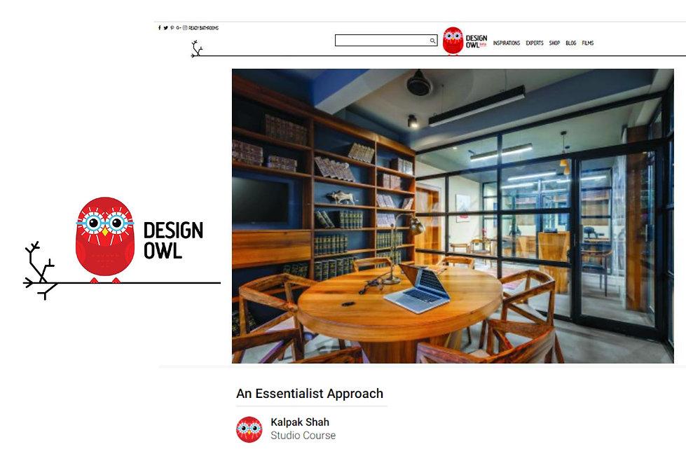 Design Owl -Lawyer's Office
