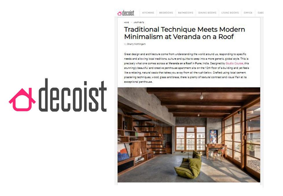 Decoist - Veranda on a Roof