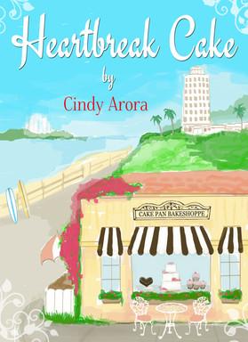 Heartbreak Cake Book Cover