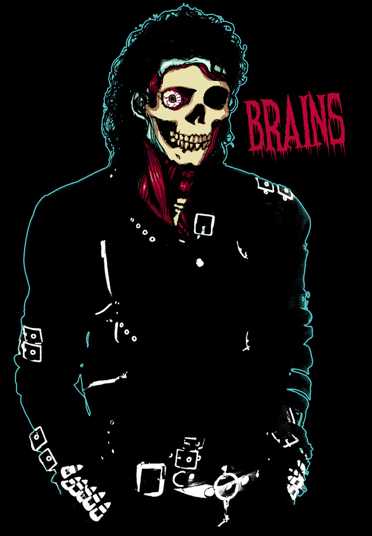 Michael Jackson Brains