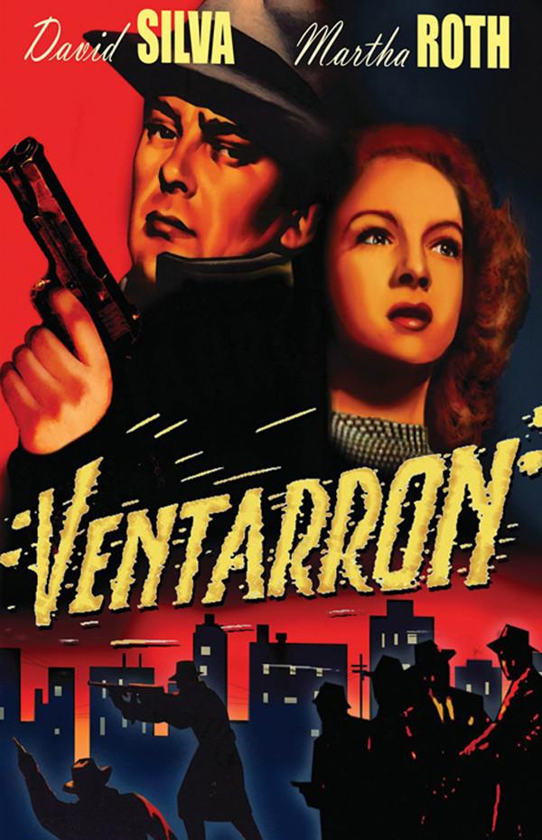 Ventarron Cover Art