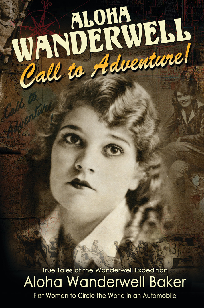 Aloha Call to Adventure Book Cover