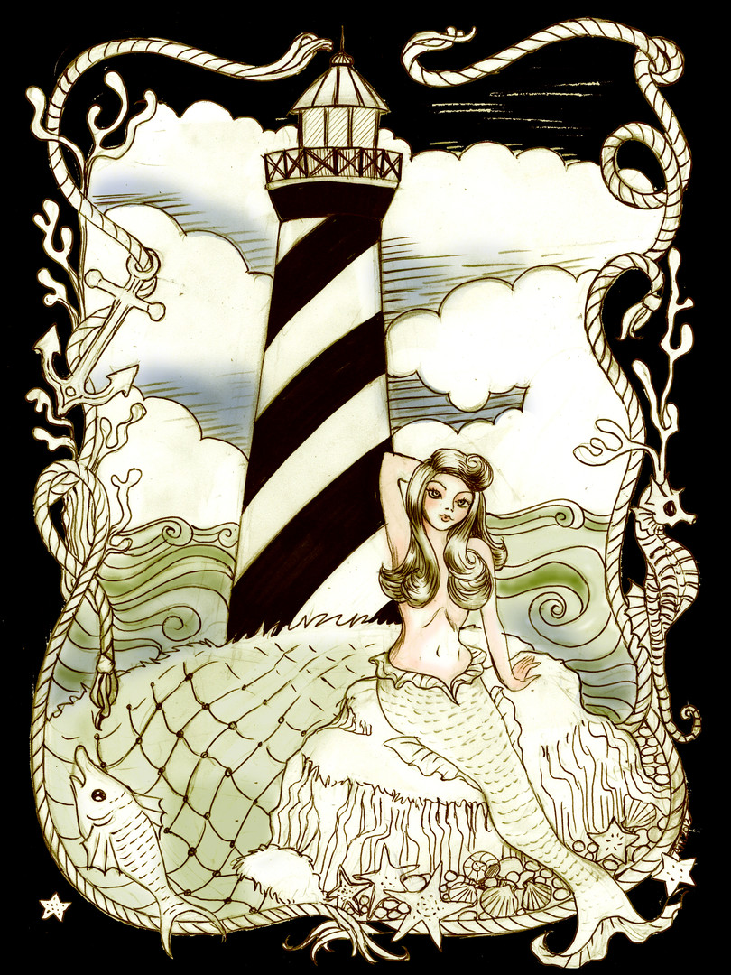 Pinup Lighthouse