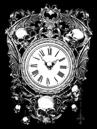 Gothic Clock