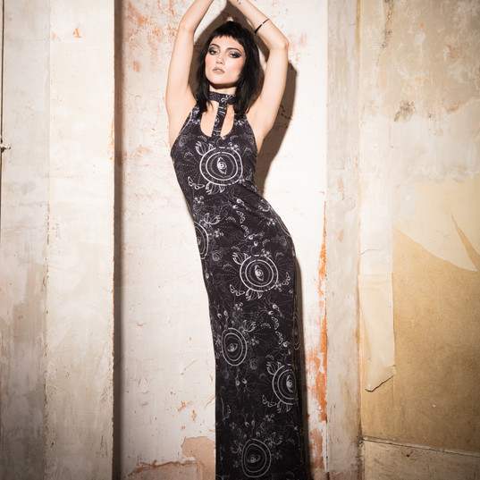 Occult Maxi Dress