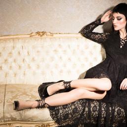 Lace Temptress Dress