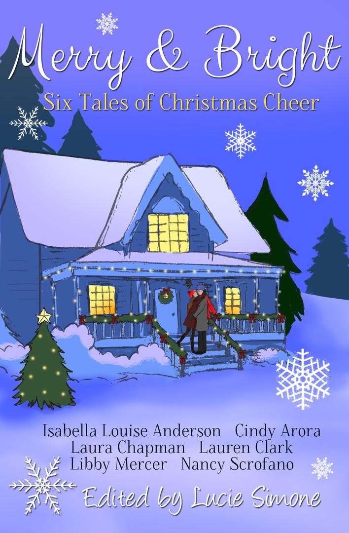 Merry & Bright Book Cover