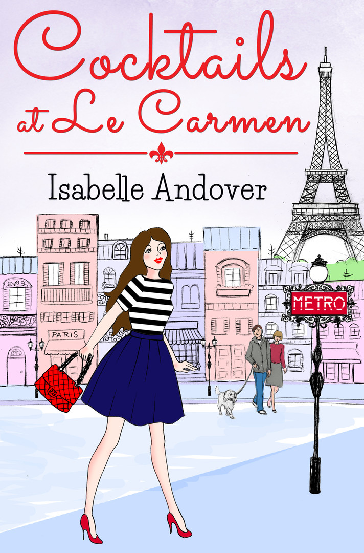 Cocktails at Le Carmen Book Cover