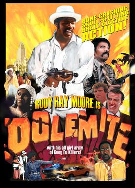 Dolemite Movie Art