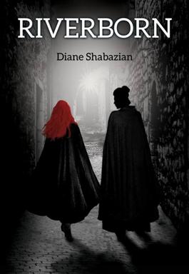 Riverborn Book Cover Art