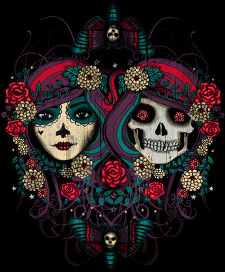 Mirror Day of the Dead
