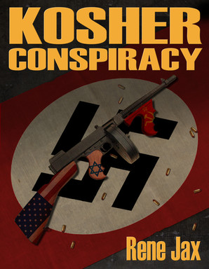 Kosher Conspirracy Book Cover